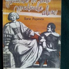Maxime si texte medicale alese - Ilarie Popescu Ed. Medicala 1974