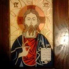 Icoana pe sticla - Iisus