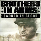 JOC WII BROTHERS IN ARMS EARNED IN BLOOD ORIGINAL PAL / STOC REAL / by DARK WADDER