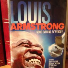 LOUIS ARMSTRONG - GOOD EVENING EV'RYBODY/LIVE(2009/UNIVERSAL) - DVD  NOU/SIGILAT, universal records