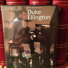 DUKE ELLINGTON-THE INTIMATE -LIVE(1967/2003/IMAGE MUSIC) - DVD NOU/SIGILAT/JAZZ - Muzica Rock