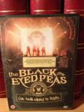 THE BLACK EYED PEAS - LIVE FROM SYDNEY TO VEGAS(2006/SONY) - DVD  NOU/SIGILAT