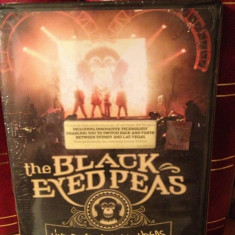 THE BLACK EYED PEAS - LIVE FROM SYDNEY TO VEGAS(2006/SONY) - DVD NOU/SIGILAT - Muzica Rock universal records