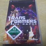 LL  joc video PSP   TRANSFORMERS
