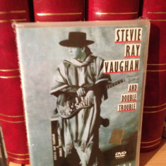 STEVIE RAY VAUGHAN - PRIDE AND JOY(2001/SONY MUSIC) -gen:BLUES - DVD/NOU/SIGILAT - Muzica Rock epic