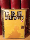 R.E.M. - ROAD MOVIE / LIVE (1996/2003/WARNER MUSIC) -gen:ROCK - DVD  NOU/SIGILAT