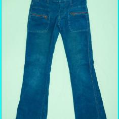 DE FIRMA→ Pantaloni catifea, talia reglabila, ZARA→ fete | 10—11 ani |140—146 cm