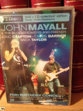 JOHN MAYALL & FRIENDS -70TH BIRTHDAY(EAGLE MUSIC/2004) -SET DVD+CD-  NOU/SIGILAT