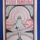 VIATA MONAHALA * REVISTA RELIGIOASA ILUSTRATA * ANUL I * No.2 * APRILIE 1933 - SF.MANASTIRE CETATUIA - IASI - 1933 - Carti Crestinism
