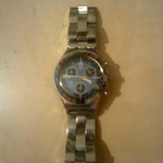 ceas barbatesc marca swatch irony