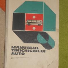 H. FREIFELD--MANUALUL TINICHIGIULUI AUTO - Carti auto