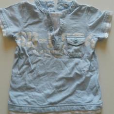 Tricou pentru copii, marimea 18 luni, pentru 1-2 ani, modern, 100% bumbac, REDUS ACUM!, Culoare: Albastru