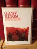 GIPSY KINGS - TIERRA GITANA & LIVE IN CONCERT (2005/SONY/BMG) - DVD NOU/SIGILAT, sony music