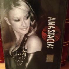 ANASTACIA - LIVE AT LAST (2008/SONY BMG) - DVD cu MUZICA POP - NOU/SIGILAT - Muzica Rock sony music
