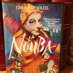 CIRQUE DU SOLEIL - LA NOUBA (2004/SONY MUSIC) - DVD NOU/SIGILAT - SPECTACOL - Muzica Rock