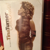 TINA TURNER - THE BEST OF CELEBRATE (2000/EAGLE VISION MUSIC) - DVD  NOU/SIGILAT