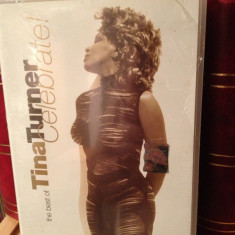 TINA TURNER - THE BEST OF CELEBRATE (2000/EAGLE VISION MUSIC) - DVD NOU/SIGILAT - Muzica Rock