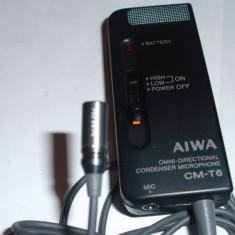 MICROFON OMNIDIRECTIONAL AIWA CM-T6 - Microfon PC