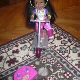Fetita pe scooter, Mattel - OKAZIE