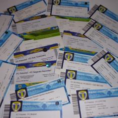Lot 19 bilete meciuri fotbal PETROLUL Ploiesti