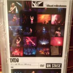 DIDO - LIVE AT BRIXTON ACADEMY (2005/SONY) - DVD cu MUZICA /POP - NOU/SIGILAT - Muzica Rock sony music