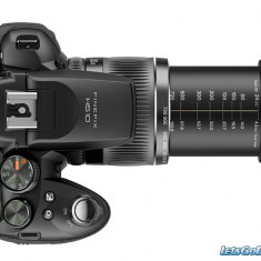 FUJIFILM FINEPIX HS10 ZOOM 30X SENZOR CMOS - DSLR Fuji fujifilm, 10 Mpx