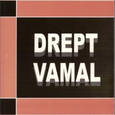 DREPT VAMAL (COOPERAREA CU POLITIA DE FRONTIERA) - Generalul (r) Ion Suceavă - Carte Istoria dreptului