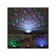 GLOB DISCO ! GLOB TIP LASER CU LUMINI MULTICOLORE !! - Laser lumini club