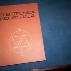 ELECTRONICA INDUSTRIALA PENTRU SUBINGINERI P CONSTANTIN - Carti Electronica