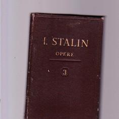 I. STALIN -OPERE [3] - Carte Politica