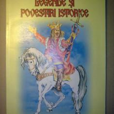 Petru Demetru Popescu - Legende si povestiri istorice - Roman