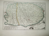 Harta F. J. J. von Reilly Valahia Viena 1789 020