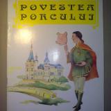 Ion Creanga - Povestea porcului - Carte de povesti