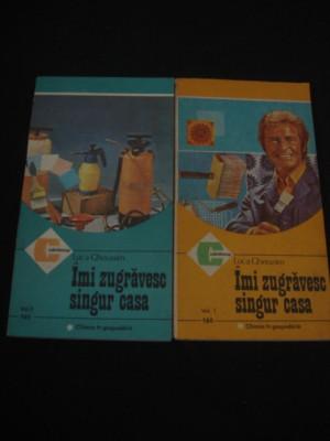 LUCA GHERASIM - AMI ZUGRAVESC SINGUR CASA 2 Volume {1986} foto