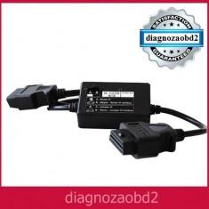 Cablu adaptor tester OBD2 Peugeot Citroen Diagbox Lexia 3 pp2000 -  modul S.1279