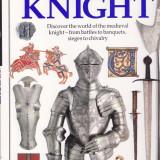 Carte copii: Knight (album Dorling Kindersley - Eyewitness in limba engleza) - Carte educativa