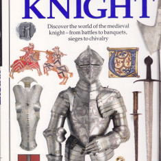 Carte copii: Knight (album Dorling Kindersley - Eyewitness in limba engleza) - Carte educativa