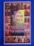 ICOANE FACATOARE DE MINUNI SI VINDECATOARE DIN ROMANIA  - 1997