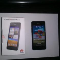 Vand/Schimb Huawei Ascend G510 FULL - Telefon mobil Huawei Ascend G510, Negru, Neblocat