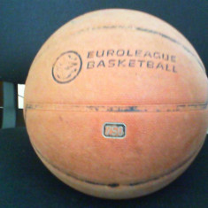 Minge Eruoleague basketball Nike !! - Minge baschet, Marime: 7