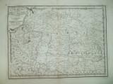 Harta Ungaria si parte din Valahia si  Moldova G. M. Cassini Roma 1788 023