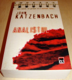 ANALISTUL - John Katzenbach, Rao, 2005