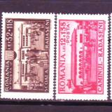 1944 l.p. 163 conditie perfecta - Timbre Romania
