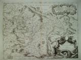Harta Transilvania La Transilvania V. M. Coronelli Venetia 1690 024