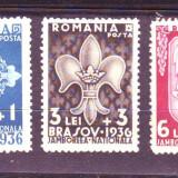 1936 l.p. 115 conditie perfecta - Timbre Romania