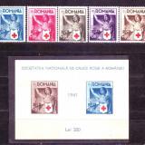 1941 l.p. 145 si 146 conditie perfecta - Timbre Romania