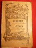 Guy de Maupassant-De Demult... si A.Gill -Steaua - Ed. 1908, Alta editura