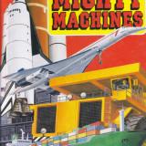 Carte copii: Know the World of Mighty Machines (album in limba engleza) - Carte educativa