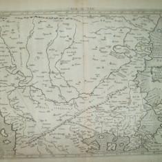 Harta IX a Europei cu Dacia Misia Thracia si Macedonia G. Mercator 1578 005
