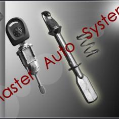 Kit de reparatie inchidere butuc Seat Cordoba 4/5 usi ('93-'99) fata dreapta - Butuc incuietoare, CORDOBA (6K1, 6K2) - [1993 - 1999]